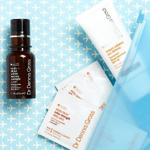 Dealmoon Early Access: 30% Off Dr. Dennis Gross Skincare + Free $13 Gift with Any $50 @ SkinCareRx