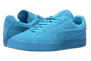 PUMA Suede Emboss Iced Fluo Men's Shoe