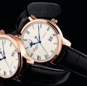 Dealmoon Exclusive! $10995(reg. $23,900) Up to  50% off Glashutte Men's Senator Panorama Date Moonphase Watch