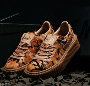 Arrived ! PUMA by Rihanna 'Creeper' Sneaker @ Nordstrom