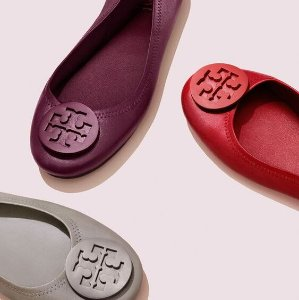30% Off Ballet Flat @ Tory Burch