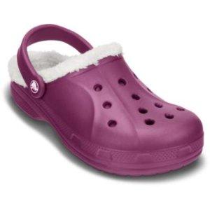 成人保暖洞洞鞋 4色可选