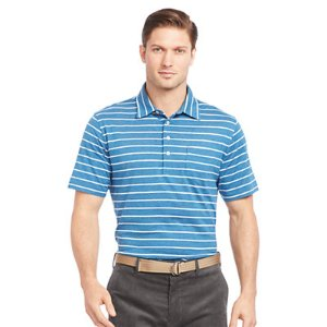Striped Pima Lisle Polo Shirt - Active & Golf � Polo Shirts - RalphLauren.com