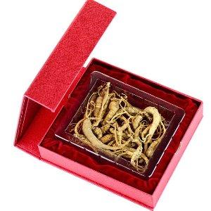 WOHO Premium Selected Aged Wild American Ginseng Premium Gift Pack 2 oz