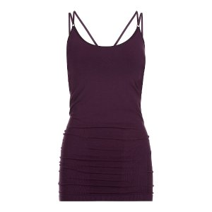 Pirouette Bamboo Cami - Purple | tank tops | Sweaty Betty