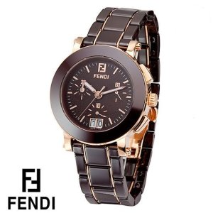Up to 80% Off Fendi Watches@Gemnation
