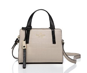 $79 Grey Street Exotic Mini Dominique @ kate spade