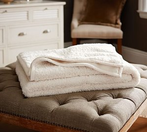 $49.99FAUX SHEEPSKIN THROW