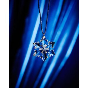 SWAROVSKI Little Snowflake Christmas Ornament