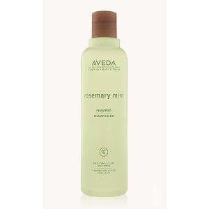 rosemary mint shampoo | Aveda