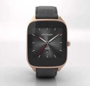 Asus ZenWatch 2 Android Smartwatch Rose Gold Casing