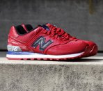 $49.98 New Balance 574 Summer Waves Men's Casual Shoes