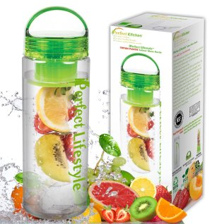 iPerfect Lifestyle Infuser Water Bottle