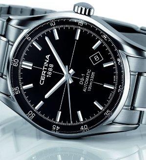 Certina DS 1 Men's Titanmium Automatic Watch