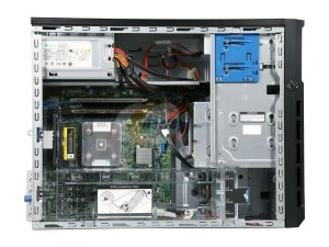 HP ProLiant ML10 v2 Tower Server System (Xeon E3-1220v3, 4 GB RAM, DVD-RW)