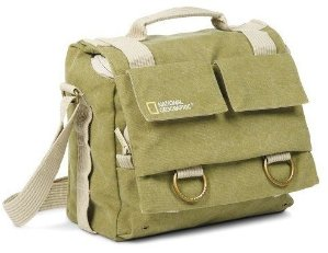 Lowest price! $44.99 National Geographic NG 2346 Earth Explorer Midi Messenger Bag
