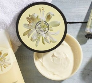2 For $10 MINI BODY BUTTER @ The Body Shop