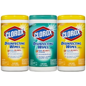 Clorox Disinfecting Wipes Value Pack, Scented, 225 Ct | Jet.com