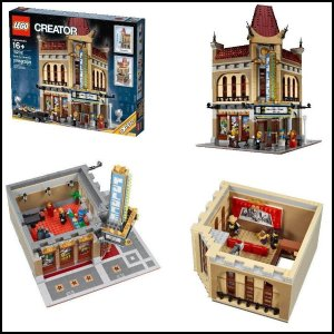 $149.95 LEGO Creator 10232 Palace Cinema