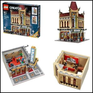 $149.95 LEGO Creator 10232 Palace Cinema