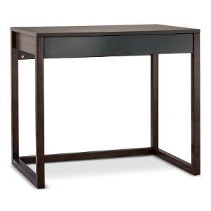 Berton Desk - Brown/Gray
