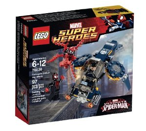 as low as $6.99 LEGO Super Heroes and Nexo Knights Sales