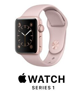 Start! $269+$75KC Apple Watch Series 1