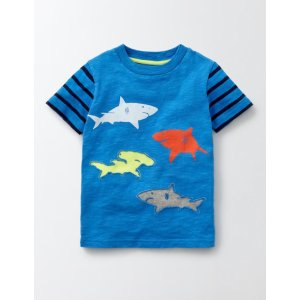Ocean Life T-Shirt 23058 Clothing at Boden