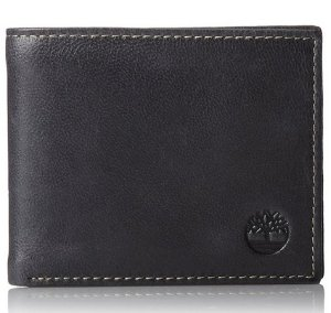 $16.99 Timberland Men's Cloudy Passcase Wallet