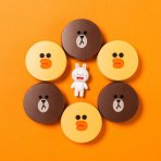 Up to 58% Missha Line Friends Edition Collection @ Sasa.com
