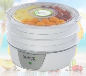 $35.35(reg.$59.99) Presto 06300 Dehydro Electric Food Dehydrator