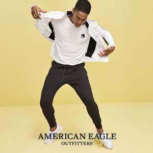 Up to 35% OffJeans Stock-up Event @ American Eagle