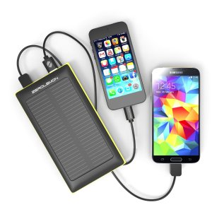 ZeroLemon SolarJuice 10000mAh Solar Charger External Battery