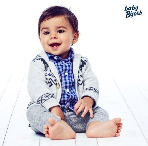 Up To 70% off  +  Extra 20% off $50+Kids Favorite Apparel Sale @ OshKosh BGosh