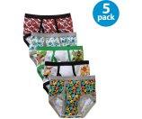 Pokemon Boys Underwear, 5 Pack - Walmart.com