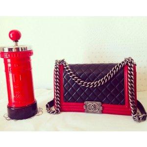 Leather Handbag Boy