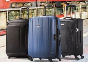 Extra 25% OffLuggage & Business Cases @ Samsonite