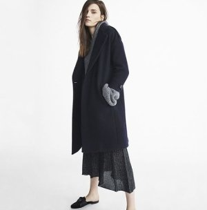 Up To 50% Off + Extra 20% OffCoats Sale @ Sandro Paris