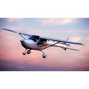 Discovery Flight in a Remos GX - Fly Light Sport CA