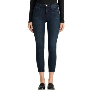 835 Mid-Rise Capri in Sabotage | Cropped Jeans | J Brand
