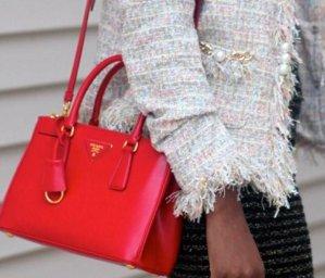 Up to 60% Off + Extra 10% Off Prada Handbags Sale @ Reebonz