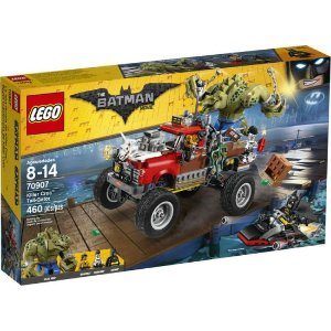 70907 LEGO Batman Movie Killer Croc Tail-Gator by LEGO Systems Inc. | 673419267861 | Item | Barnes & Noble®