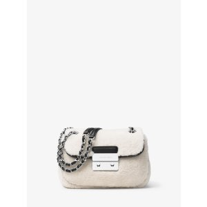 Sloan Small Shearling Shoulder Bag by Michael Kors | Spring - Free Shipping. On Everything