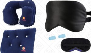 From $5.59 Andake - Everything You Need to Sleep on a Plane Is On Sale