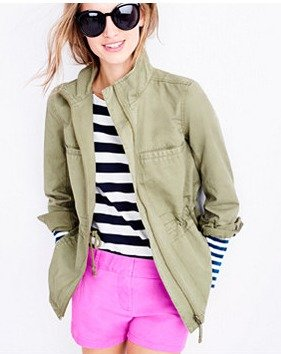 Extra 30% Off+Free ShippingSitewide @ J.Crew