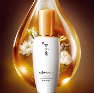 Sulwhasoo Products from 20% Off Dealmoon Exclusive!  Addition $11.11 Off when over $150 Plus Gift Sets Surprise @ JCK TREND Dealmoon Exclusive!