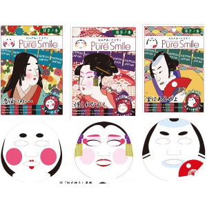 Pure miles /Pure Smile face mask