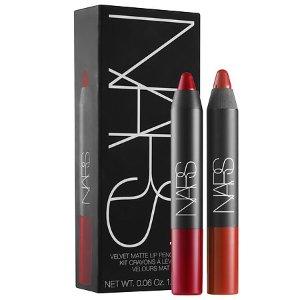 Velvet Matte Lip Pencil Duo - NARS | Sephora