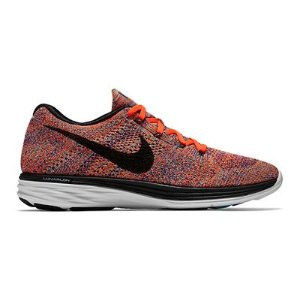 Mens Nike Flyknit Lunar 3 Running Shoe at Road Runner Sports