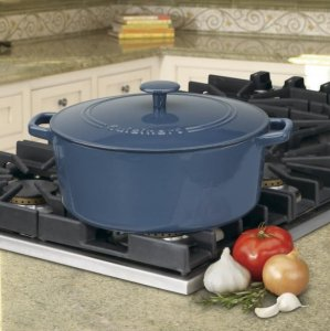 Up to 70% Off Select Cuisinart Cast Iron Cookware @ Amazon.com
